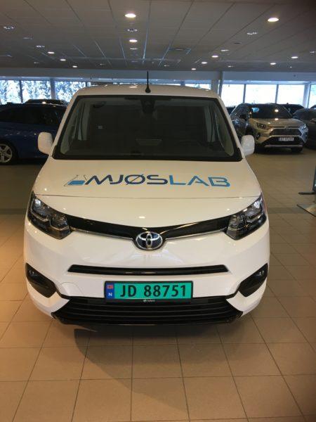MjøsLab - Firmabil